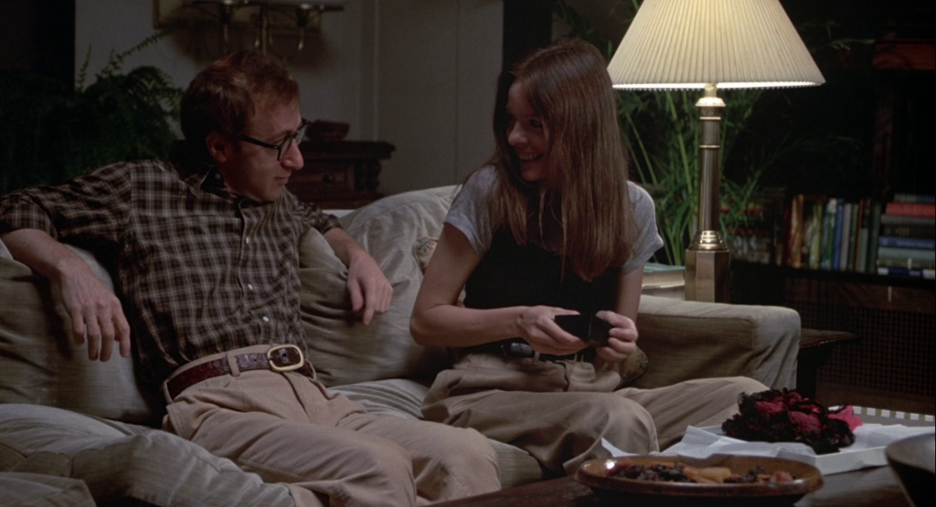 Style in Film Diane Keaton in Annie Hall