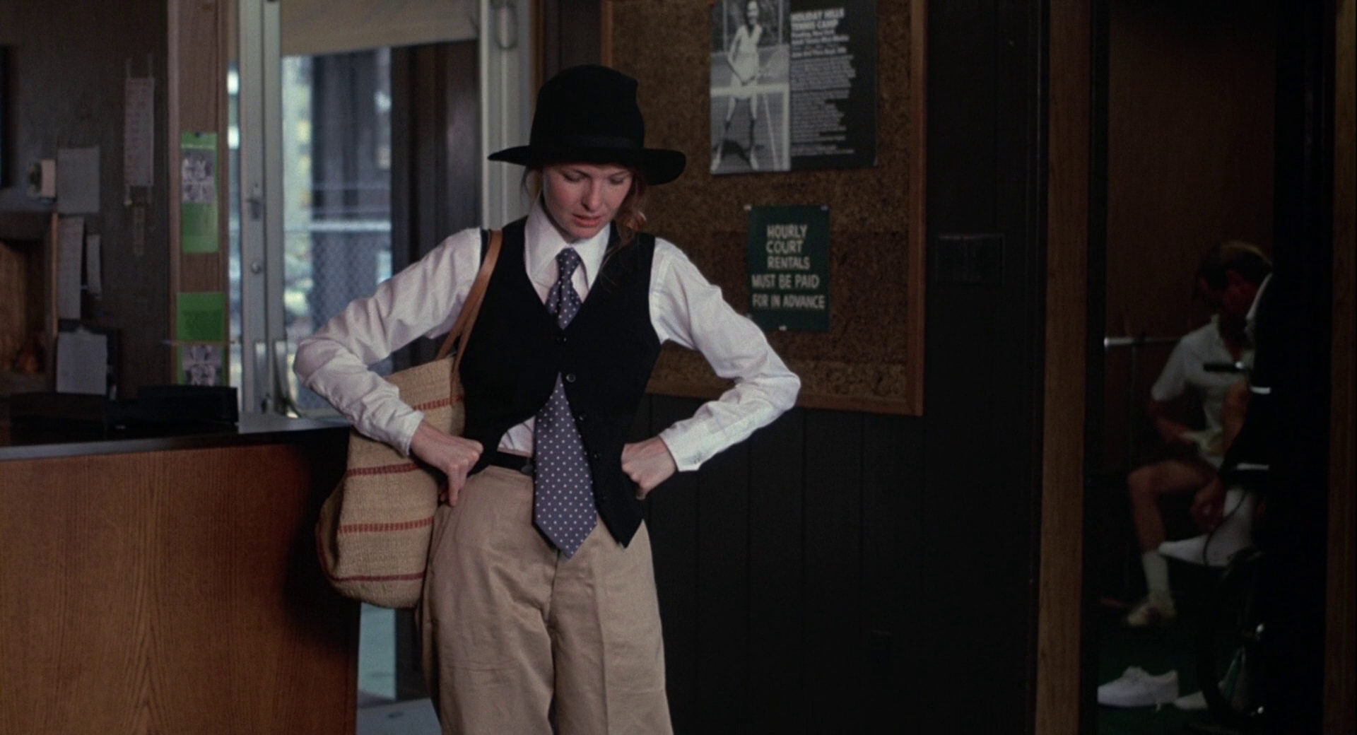 Diane Keaton: The Real Look Behind Annie Hall  Diane Keaton: T...