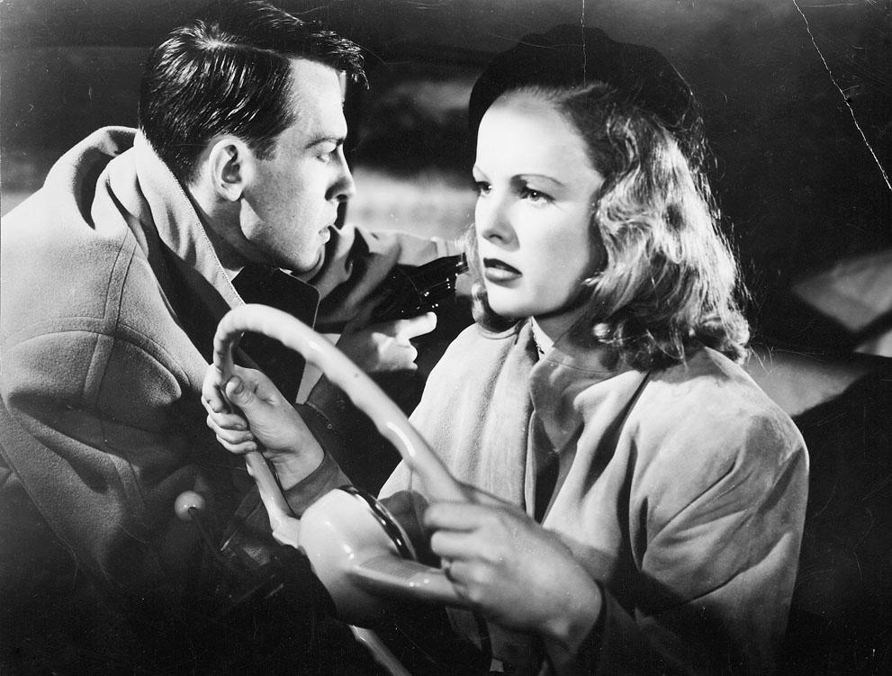 Film noir style Gun Crazy