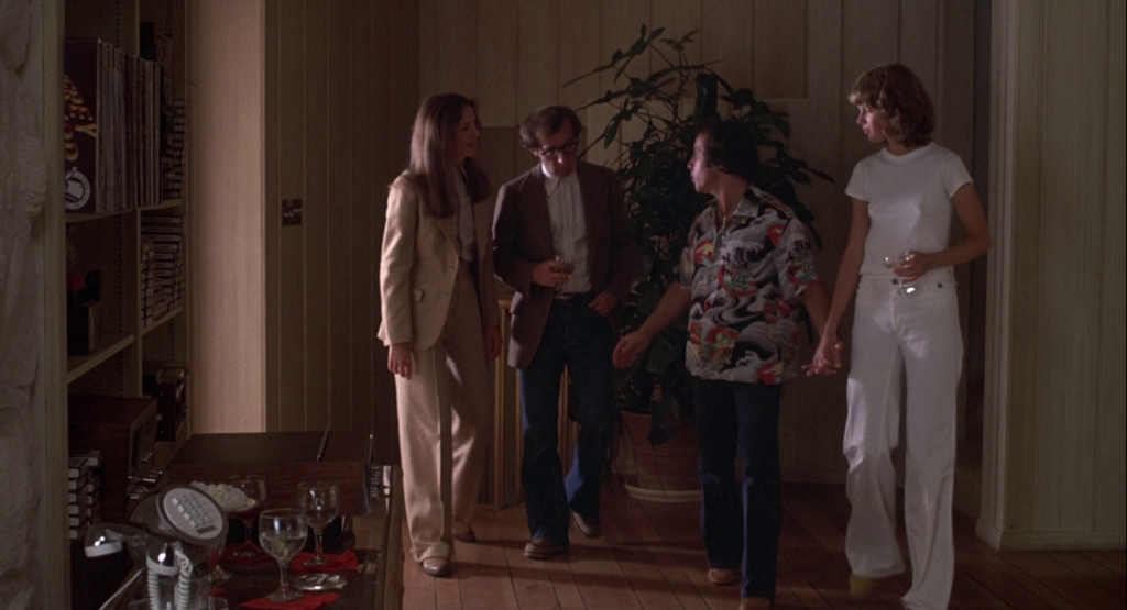 Diane Keaton's style in Annie Hall