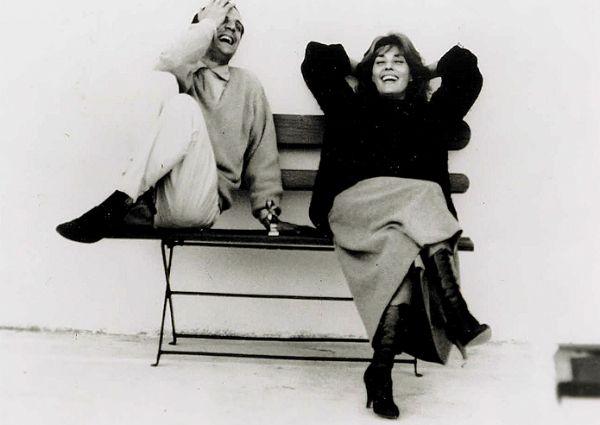 Jules et Jim Raymond Cauchetier photography