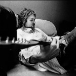 Kurt Cobain by Charles Peterson