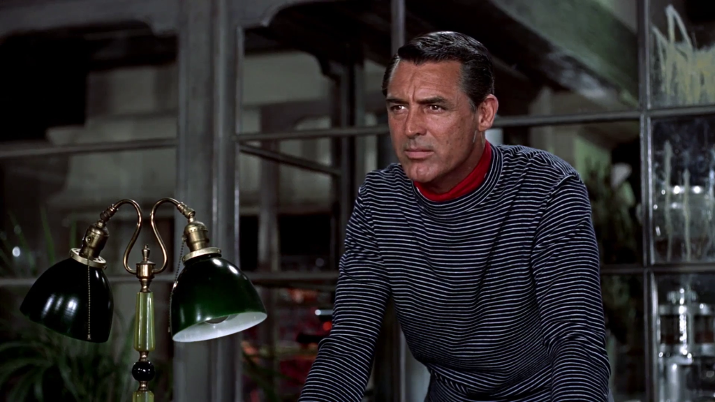 Cary Grant in To catch a thief - Classiq