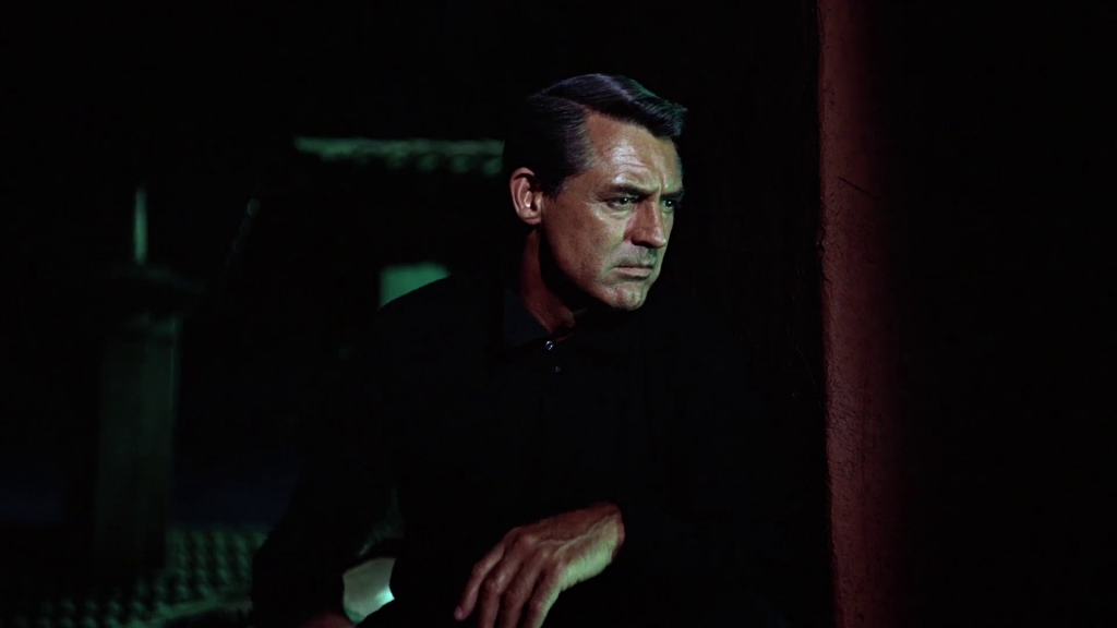 Cary Grant in To catch a thief