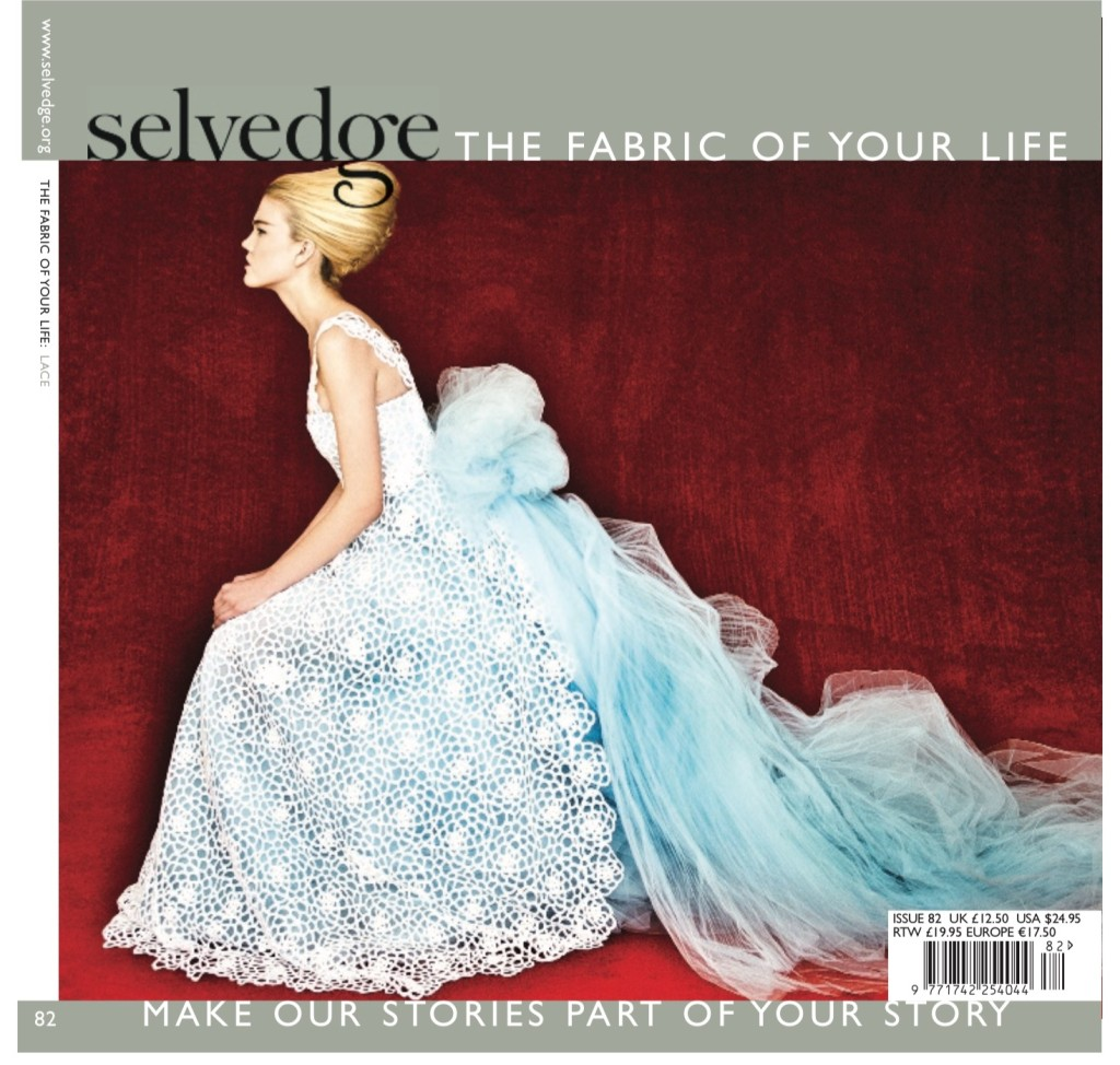 Selvedge magazine issue 82-Classiq