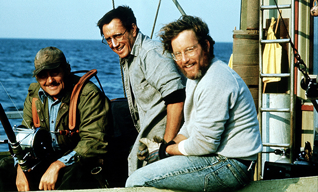 Unlikely style inspiration - Jaws
