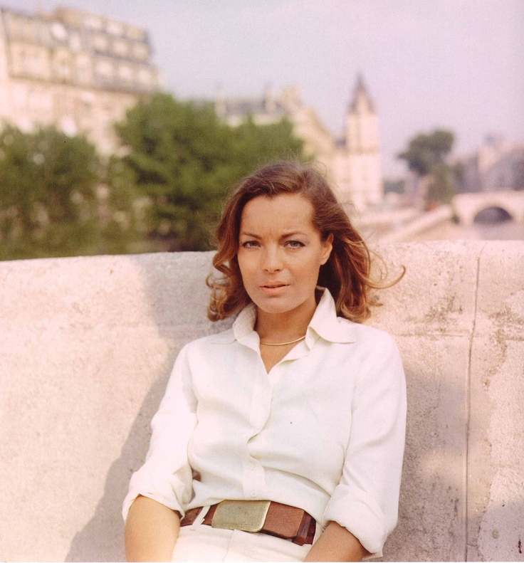 Shirt Stories - Romy Schneider - Classiq