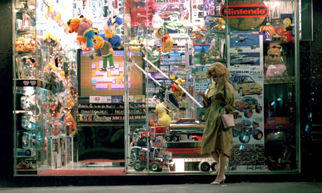 Style in Film-Brigitte Lin-Chungking Express