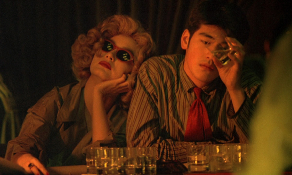 Style in Film-Chungking Express