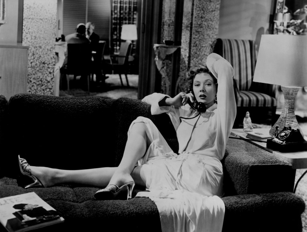 Gloria Grahame in The Big Heat