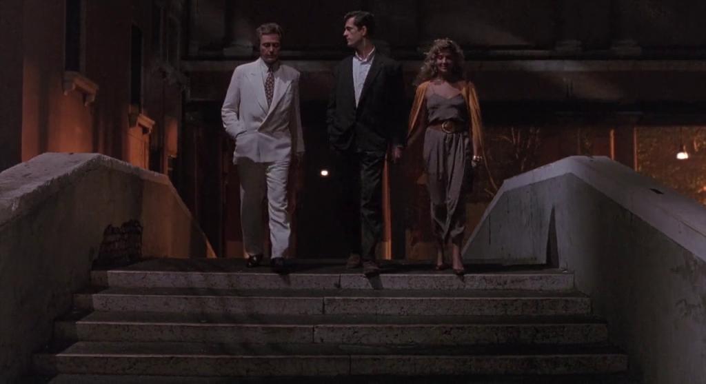 Armani in film-The Comfort of Strangers