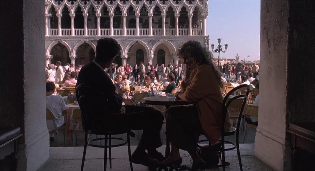The Comfort of Strangers - Natasha Richardson Rupert Everett - Giorgio Armani