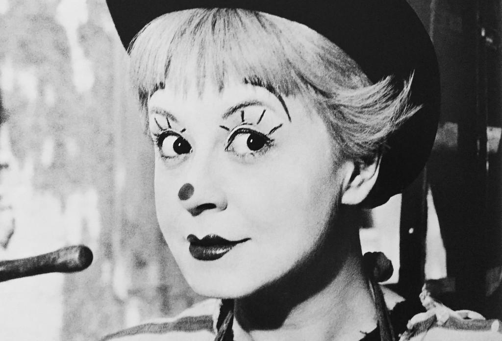 Editorial-La strada Federico Fellini