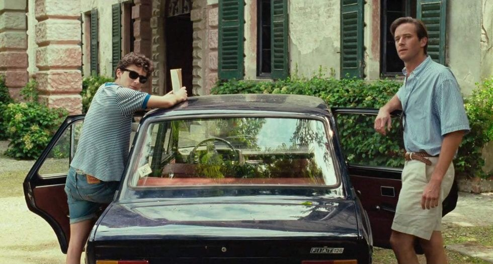 Summer style - Call Me By Your Name