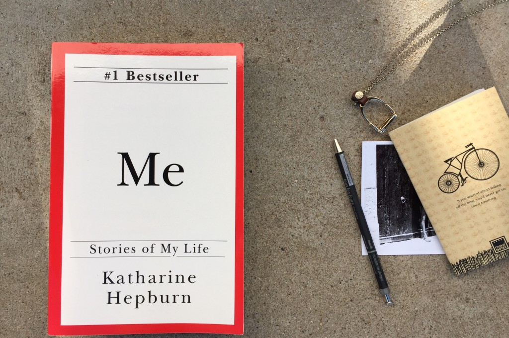 Me Stories of My Life by Katharine Hepburn