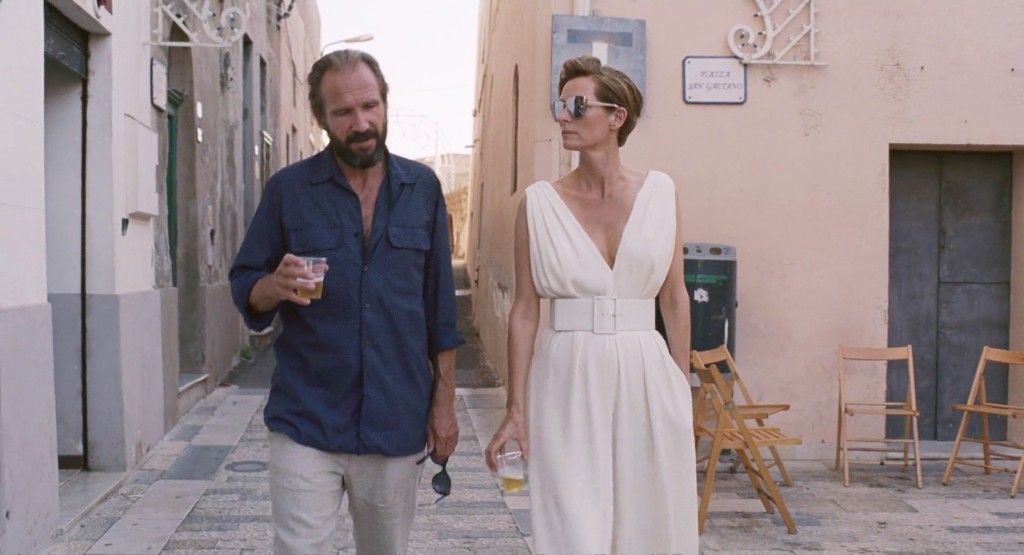 Summer style - Tilda Swinton in A Bigger Splash