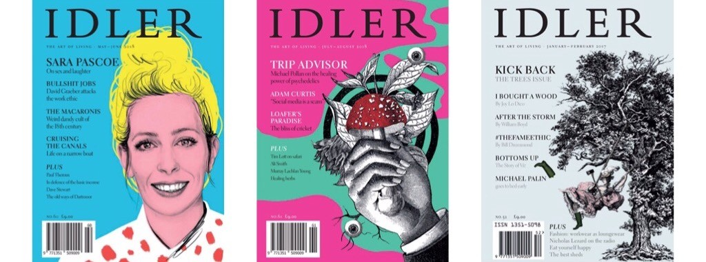 The Idler - Classiq Journal