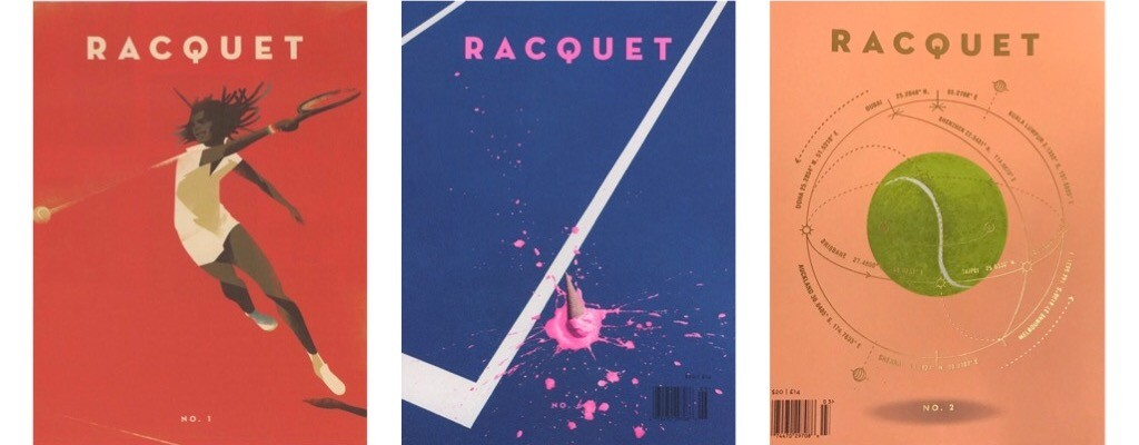 Racquet magazine - Classiq Journal