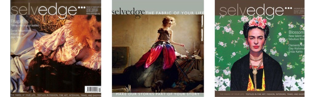 Selvedge magazine - Classiq Journal