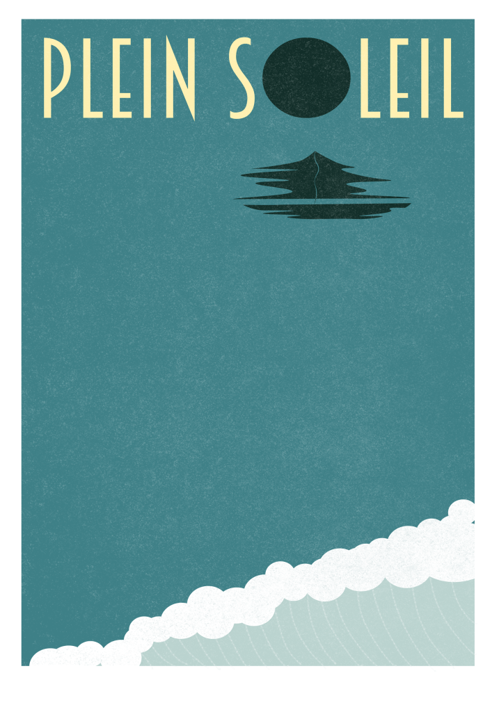 Plein soleil movie poster - Classiq Shop