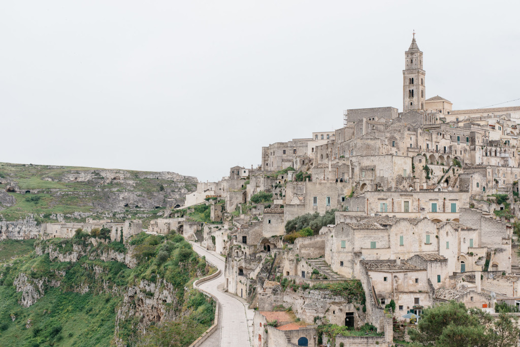 One Day That Summer-Sassi di Matera