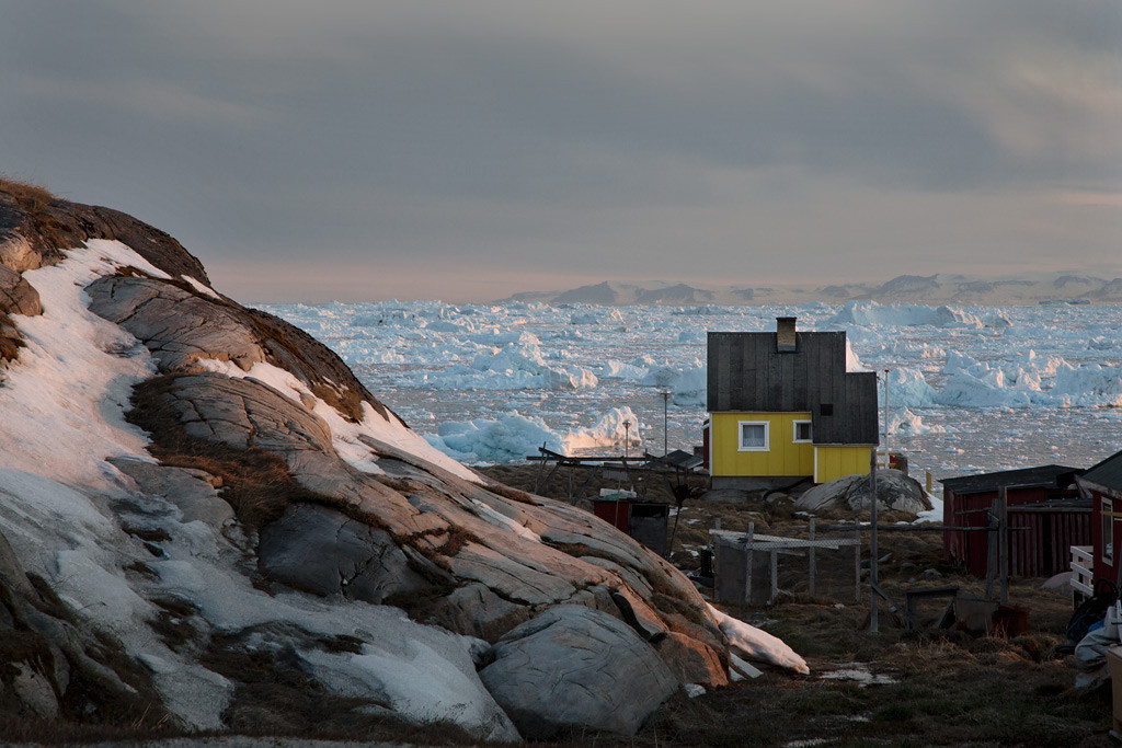 Greenland - Christophe Jacrot