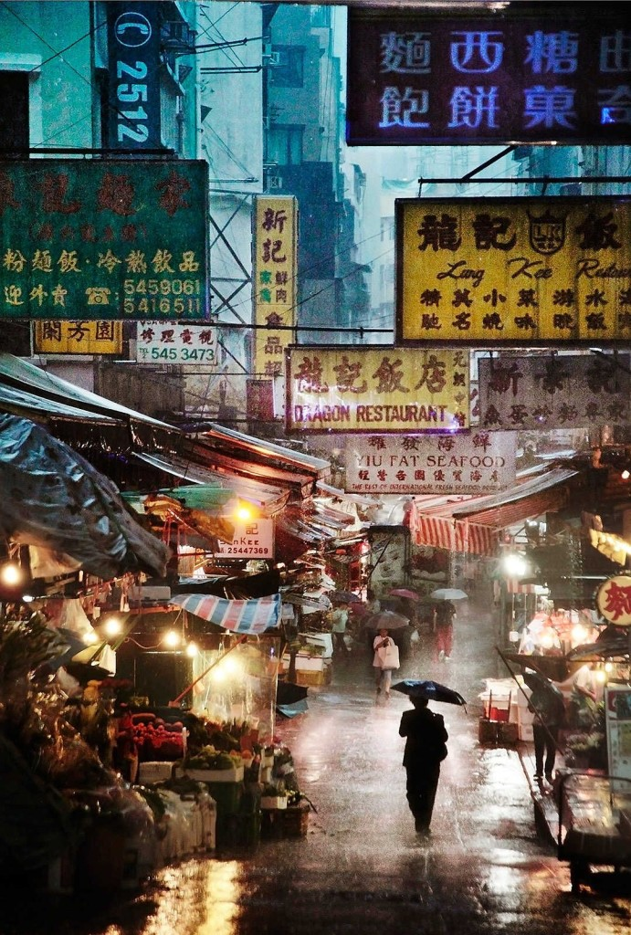 The market - Hong Kong - Christophe Jacrot