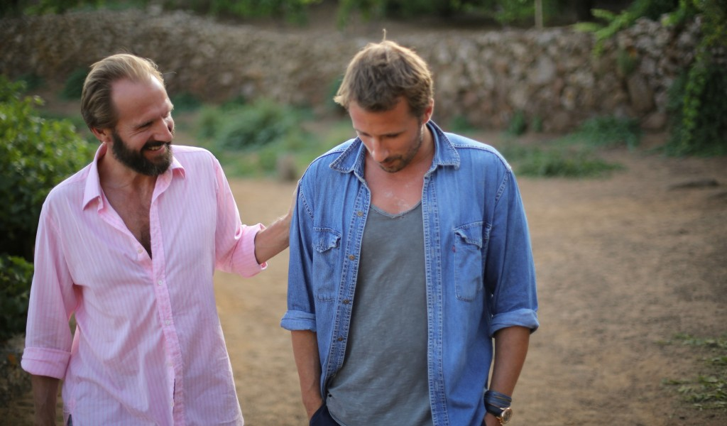 Matthias Schoenaerts in A Bigger Splash