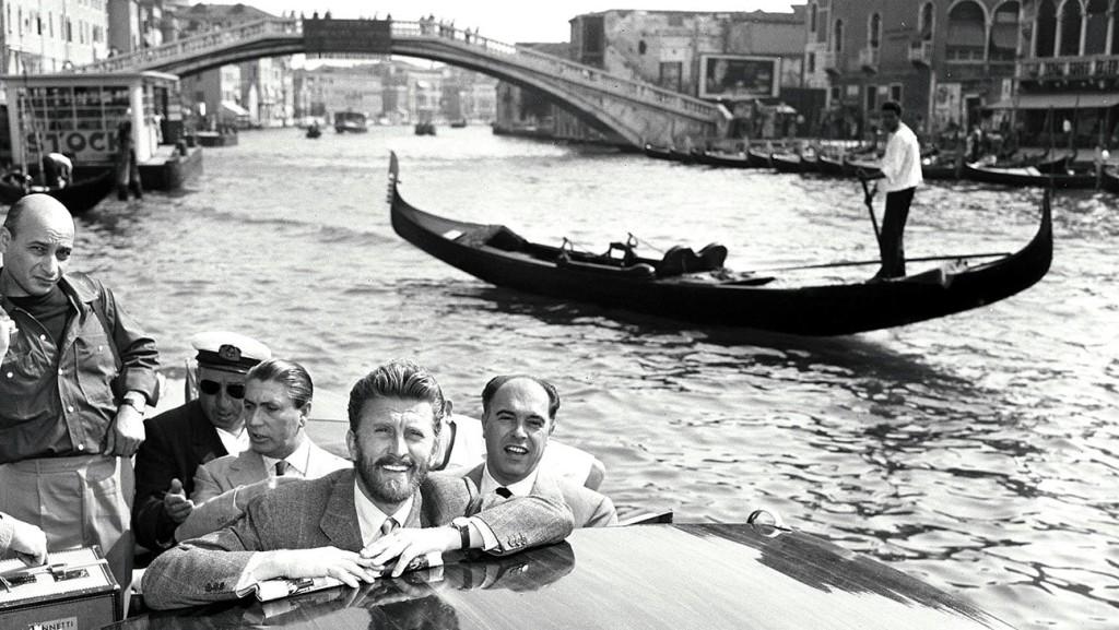 Kirk Douglas Venice Film Festival