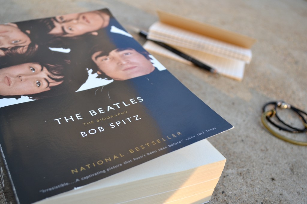The Beatles by Bob Spitz - Classiq Journal