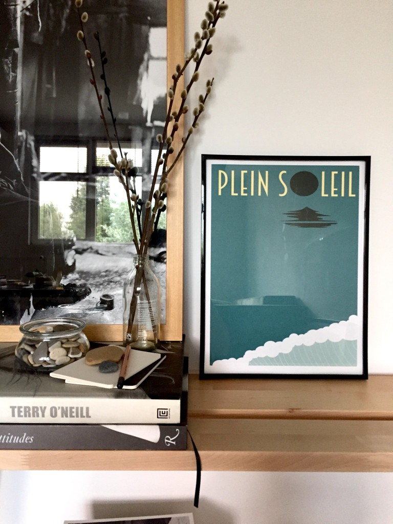 Plein soleil (1960) movie poster - Classiq Shop