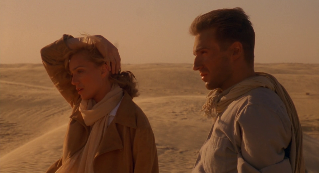 Style in Film - Kristin Scott Thomas in The English Patient