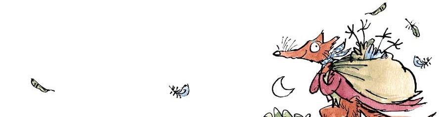 Fantastic Mr. Fox illustration