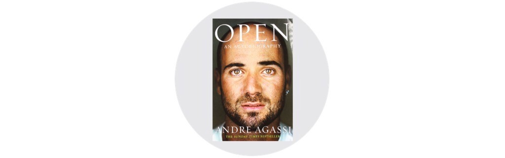 Autumn reading list - Open by Andre Agassi - Classiq Journal