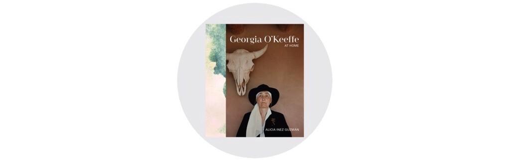 Autumn reading list - Georgia O'Keeffe at Home - Classiq Journal