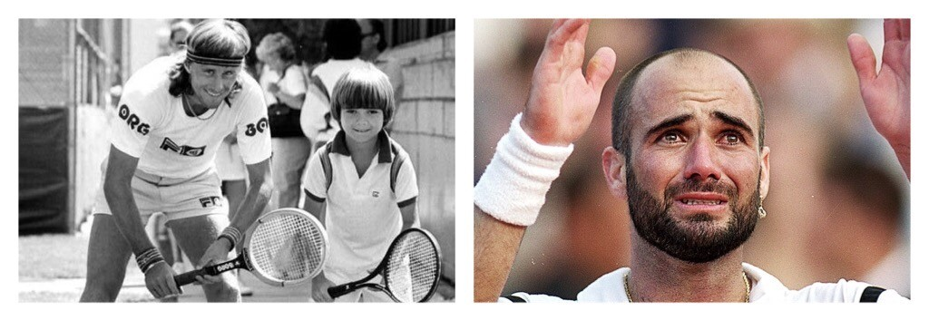 A sporting life - Andre Agassi
